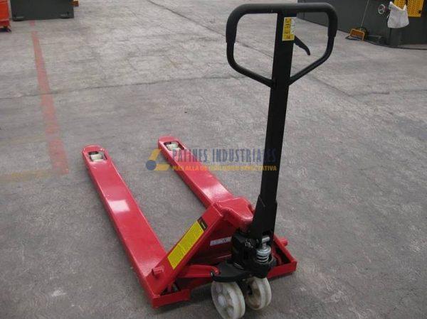 Patin Hidraulico Largo BDI 27 X 59 3000 Kg